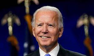 Joe Biden-Calon Presiden-AS