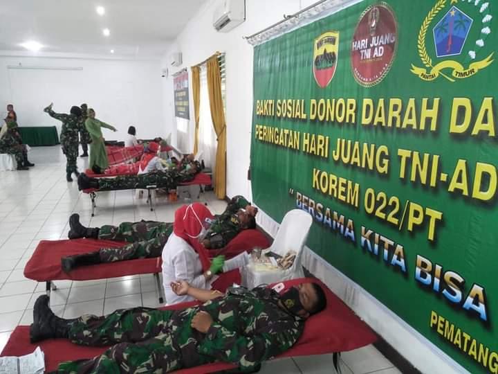 korem donor darah siantar
