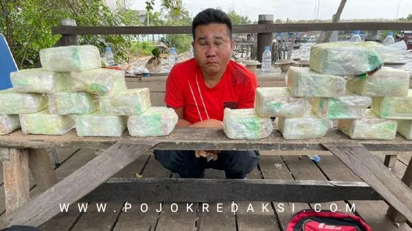 pekanbaru dumai narkoba sabu