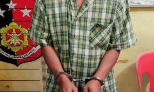 pemilik narkotika ganja ditangkap