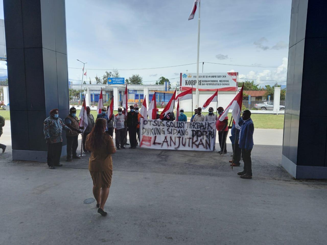 tokoh masyarakat papua otsus