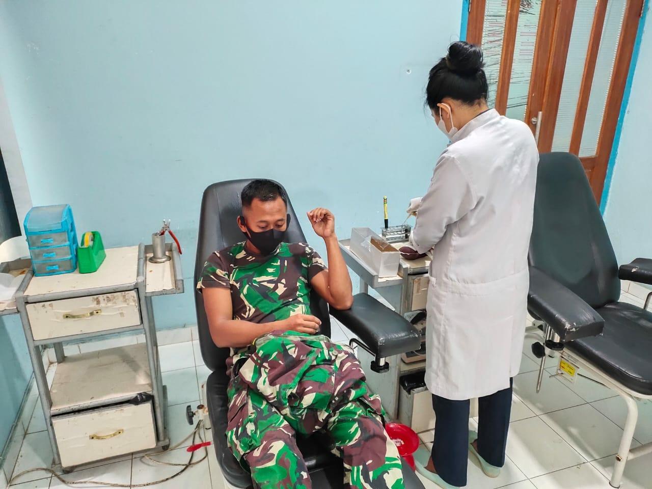 donor darah jayapura