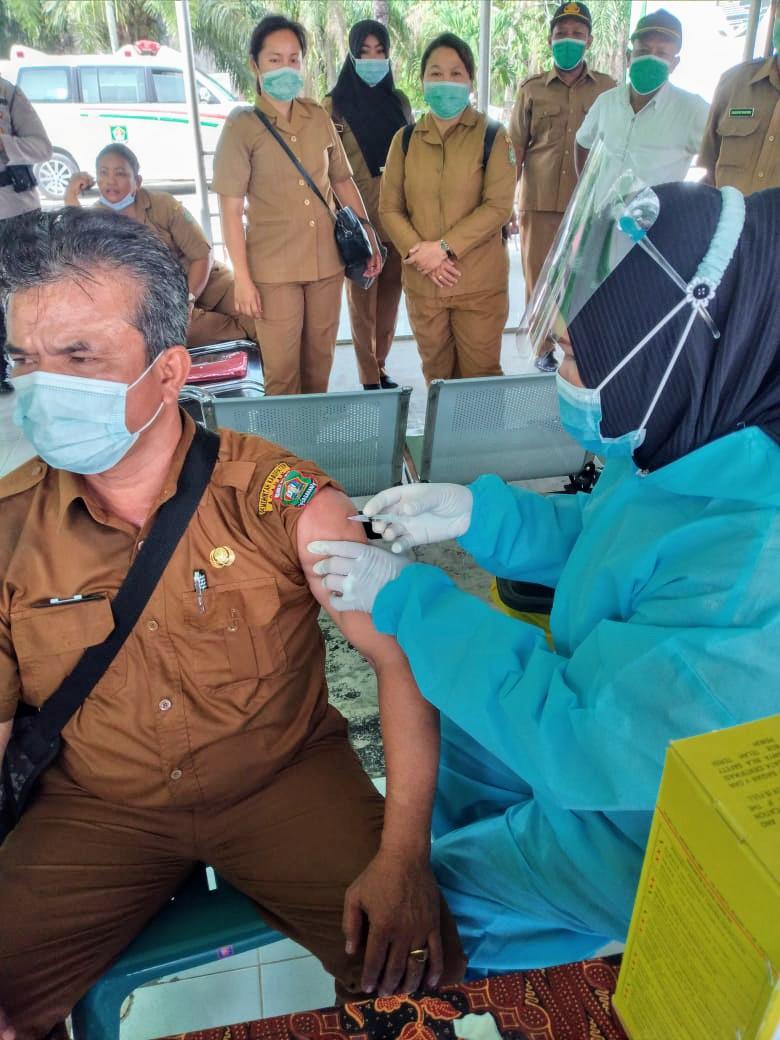 vaksinasi nakes asahan