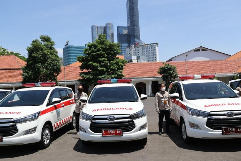 ambulance dinsos jatim